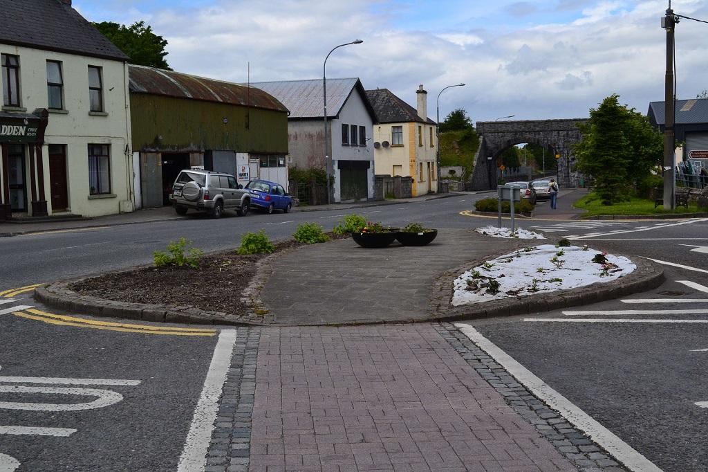 swinford roundabout revamp