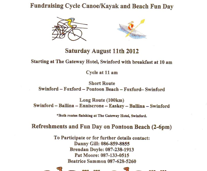 Swinford Variety Group Fundraising Event