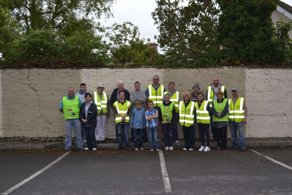 Dulux Project Volunteers