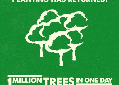 1 Million Trees In 1Day