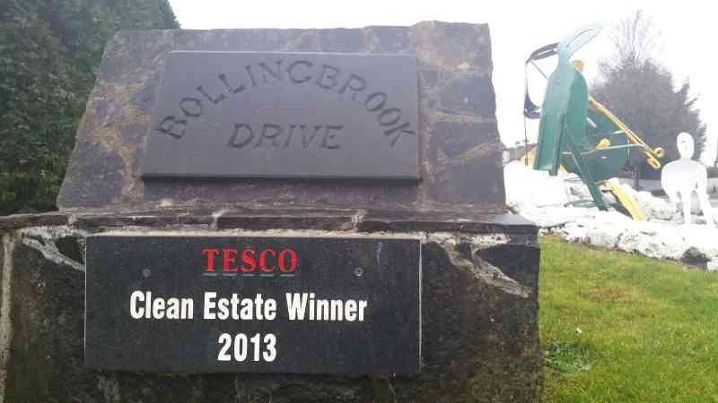 2013 clean street league estate winner