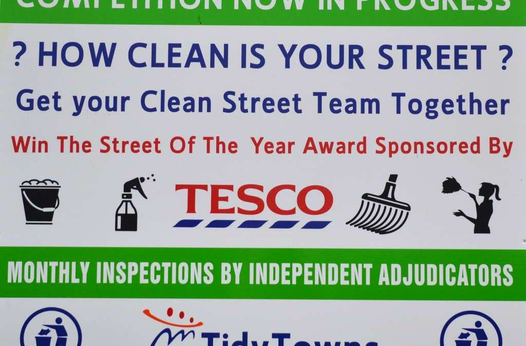 Swinford Clean Street League 2013