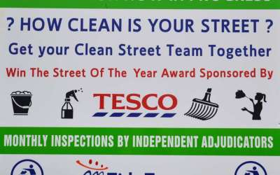 Swinford Clean Street League 2013