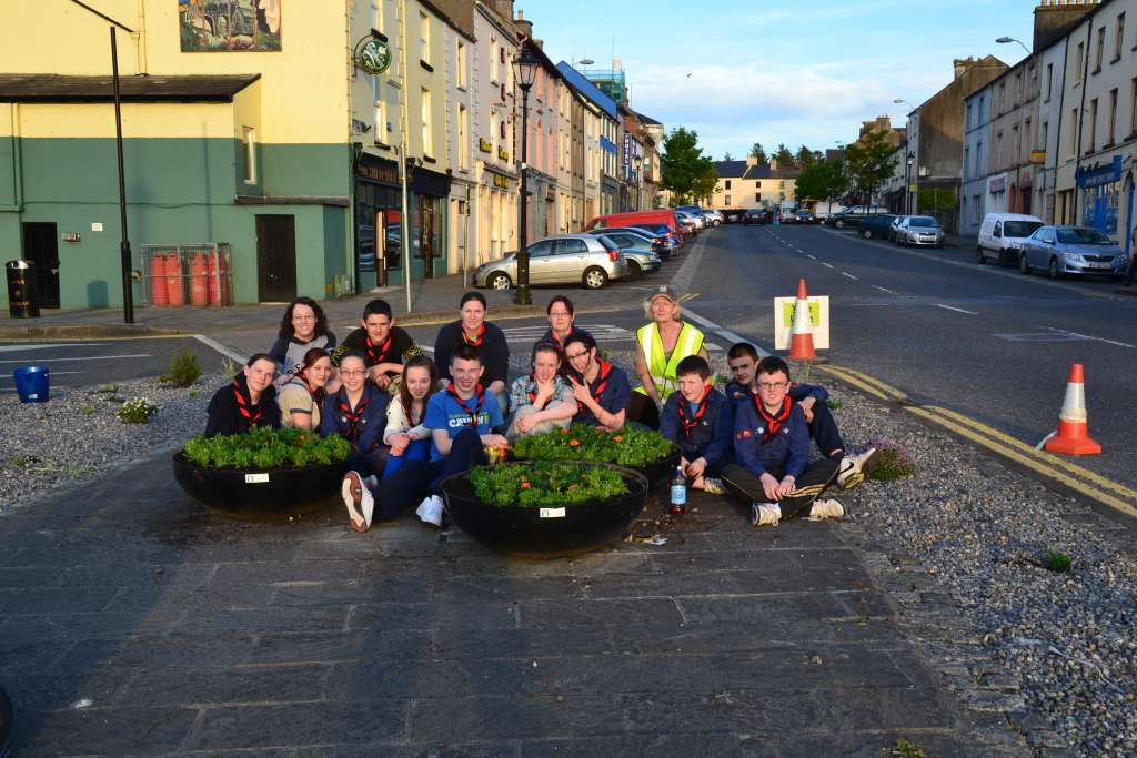 24th Mayo Swinford Scouts