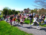 Easter egg hunt at Brabazon woods Swinford 2014