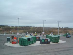 Recycling Centre Mayo County Council