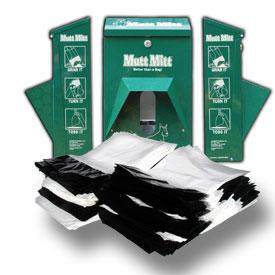Mutt Mitts dispensers
