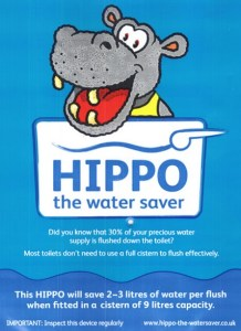 hippo water saver