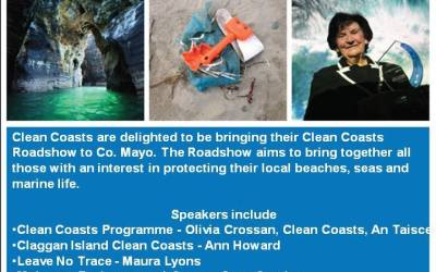 Clean Coasts Roadshow Mayo 2015