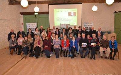 Tidy Towns Information Talk in Swinford