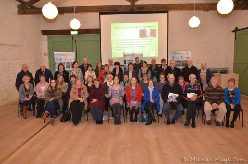 Tidy Towns Information Talk in Swinford