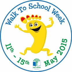 Walk To School Week 2015