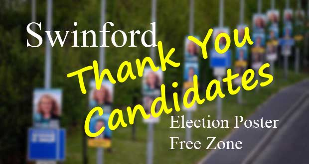 Thank You Mayo General Election Candidates