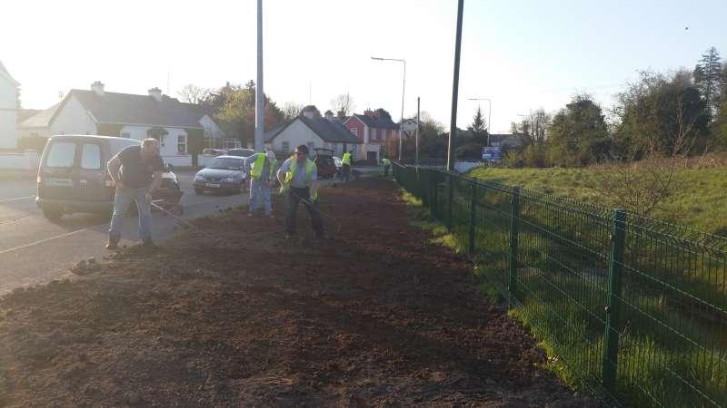 Kilkelly Road Reclamation