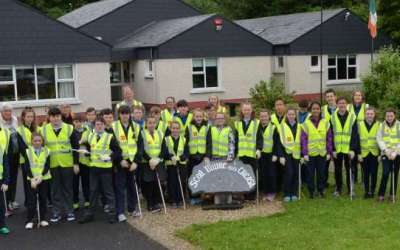 National School Litter Pick