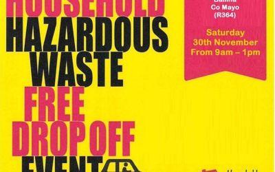 Household Hazardous Waste Drop Off Event 2019