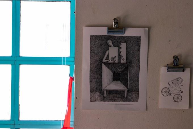 arizona designer's studio space
