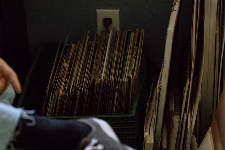 Some of Zanzucchi's records