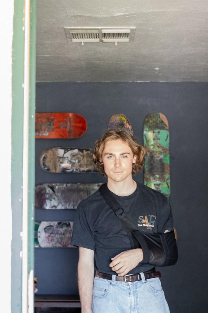 Phoenix Artist Adam Zanzucchi