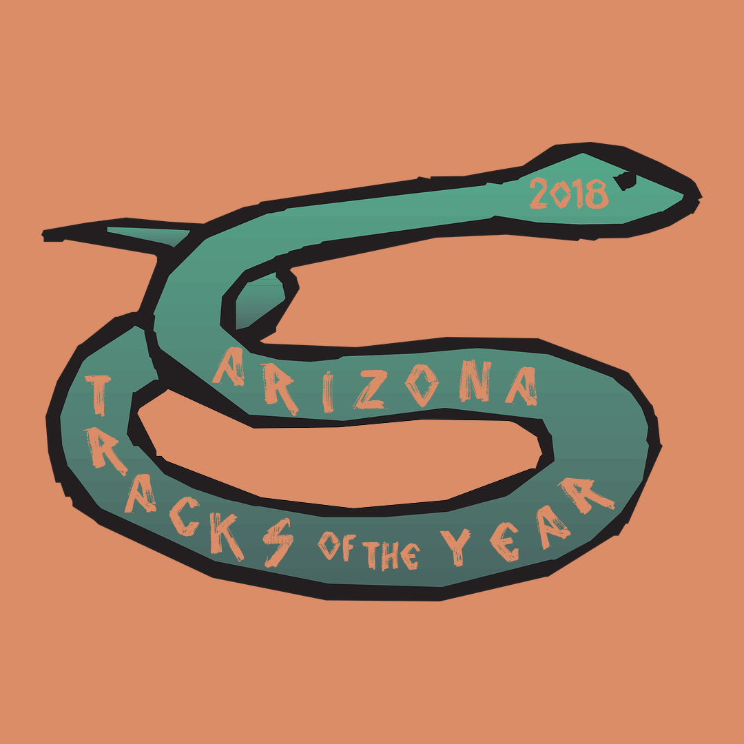 Arizona Tracks of the Year (2018)