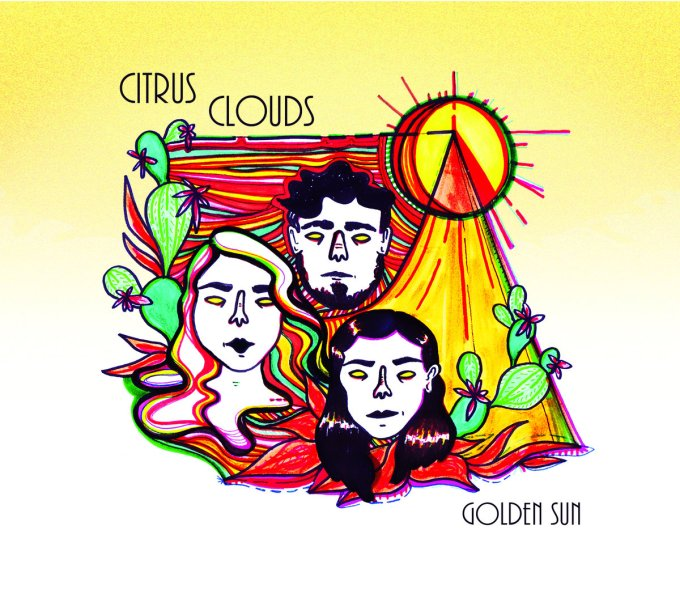 Citrus Clouds - Golden Sun