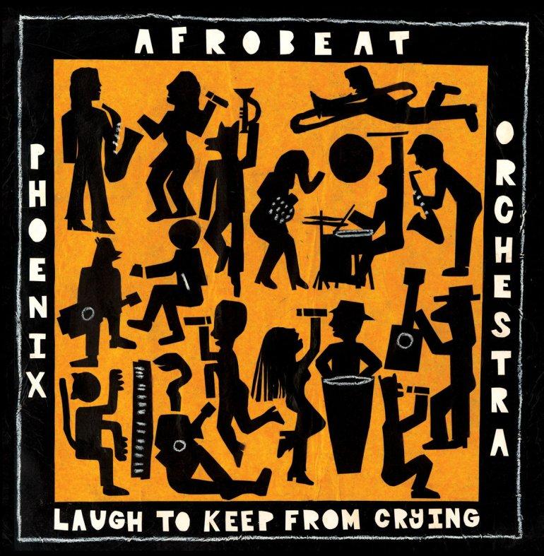 Phoenix Afrobeat Orchestra - Catchu
