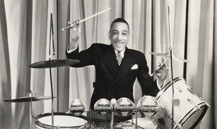 Chick Webb, drummer and bandleader