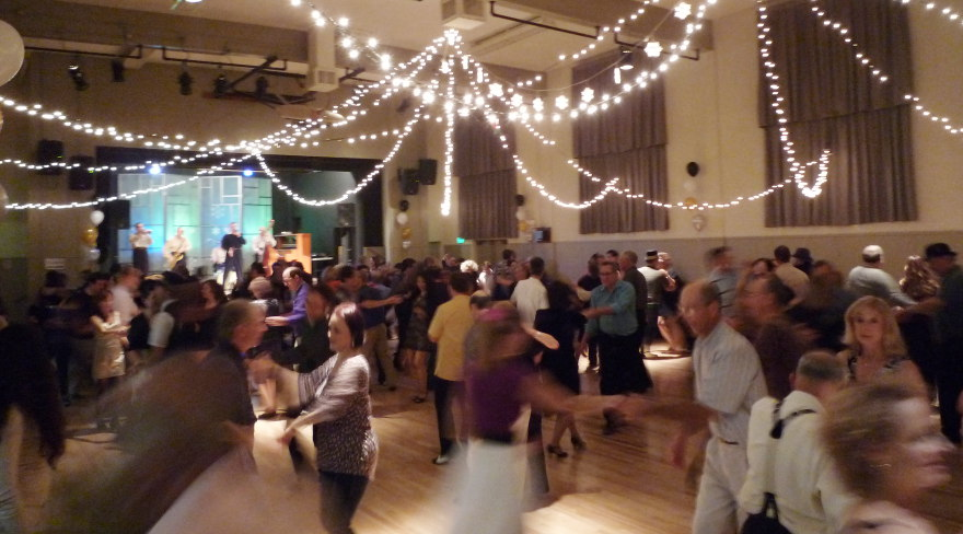 Pasadena Ballroom Dance Association (PBDA)