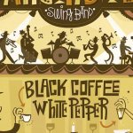 "New Release: ""Black Coffee – White Pepper"" by Le Dancing Pepa Swing Band"