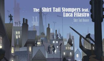 """New Release: """"Shirt Tail Bounce"""" by Shirt Tail Stompers feat. Luca Filastro"""
