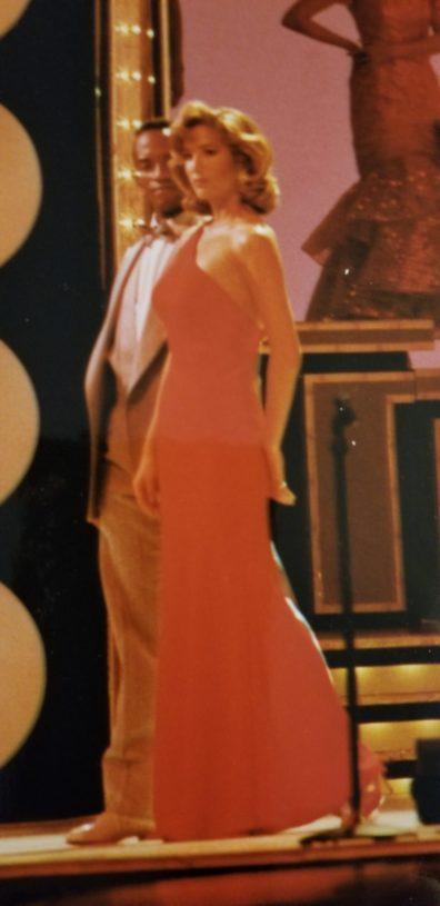 Tami Marler, Miss Oklahoma - Miss America Parade of States