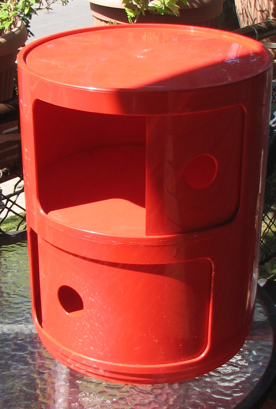 Vintage Kartell Componibili Storage Units Another Mans