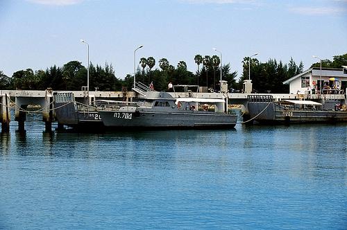 Sattahip bay