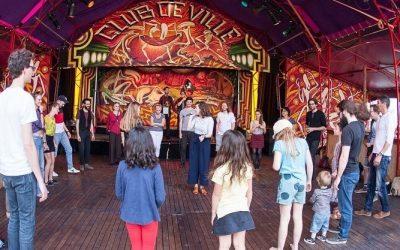 Nieuwmarkt Festival Swing