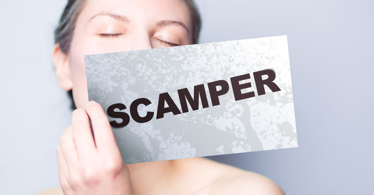 Scamper法