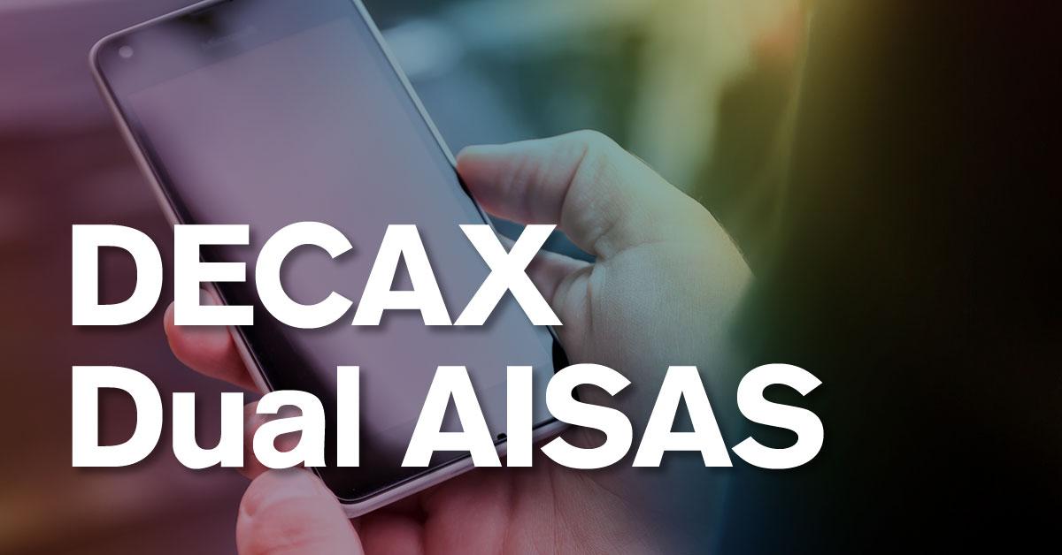 decax ・Dual AISAS