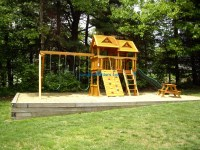 gorilla swing set installer 9620