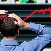 losing money stocks stress
