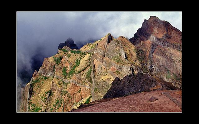 Ron Davies - Pico do Areiero, Madeira
