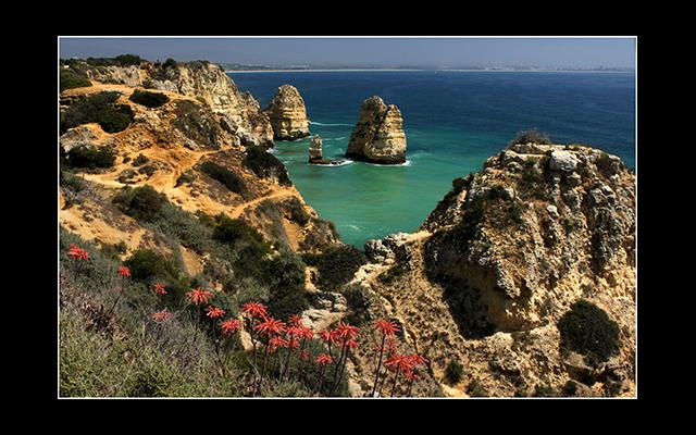 gallery_Ron Davies Ponta da Piedade, Algarve