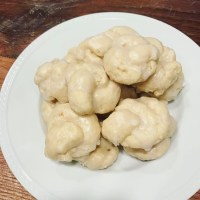Italian Lemon Knot Cookies