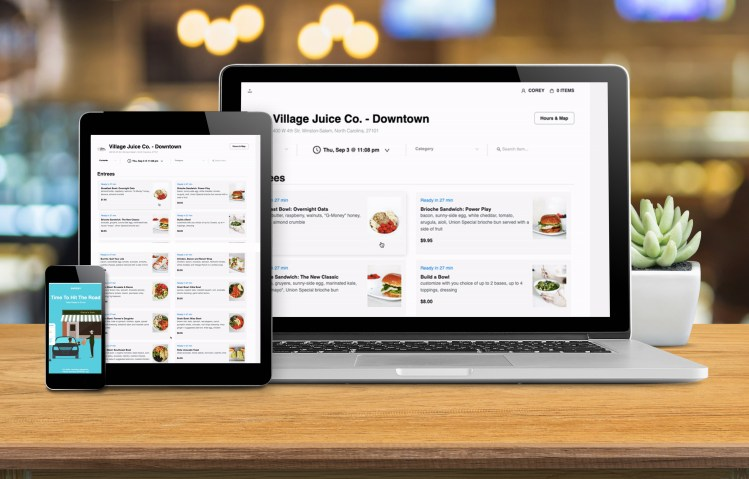 Restaurant tech startup SWIPEBY takes one step closer to building a unified takeout experience with web ordering