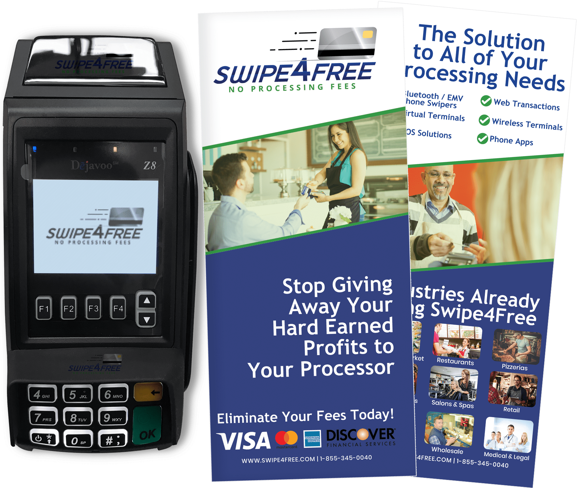 Free Credit Card Processing For Small Business   Swipe4Free
