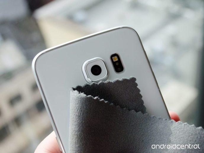 Clean Smartphone Camera