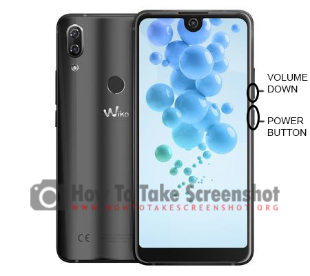 How to take Screenshot on Wiko View 2