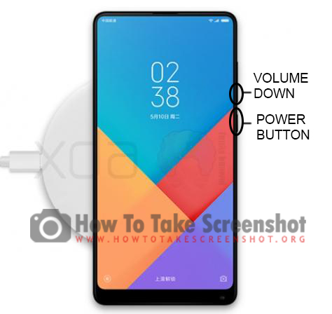 How to take Screenshot on Xiaomi Mi Max 3
