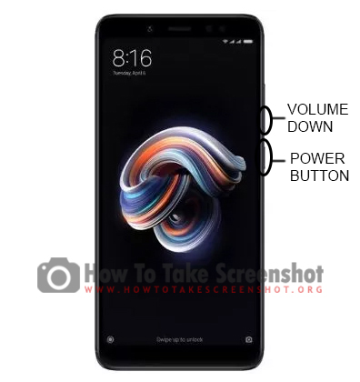 How to take Screenshot on Xiaomi Redmi S2