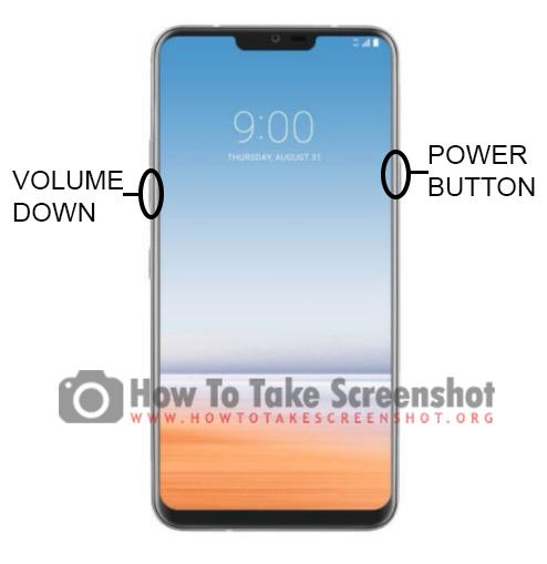 How to Take Screenshots on LG V40 ThinQ