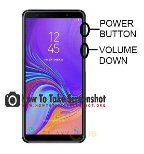 How to Take Screenshot on Samsung Galaxy A7