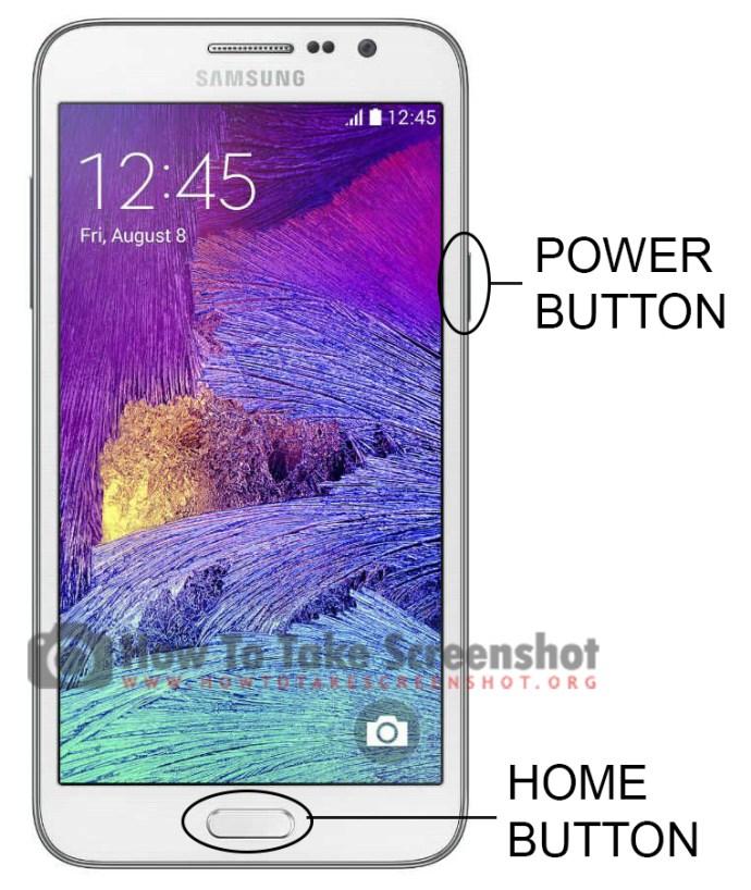 How to Take Screenshot on Samsung Galaxy Grand Max
